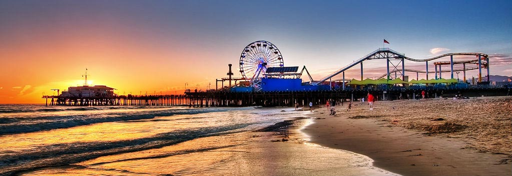 santa monica guide car rental