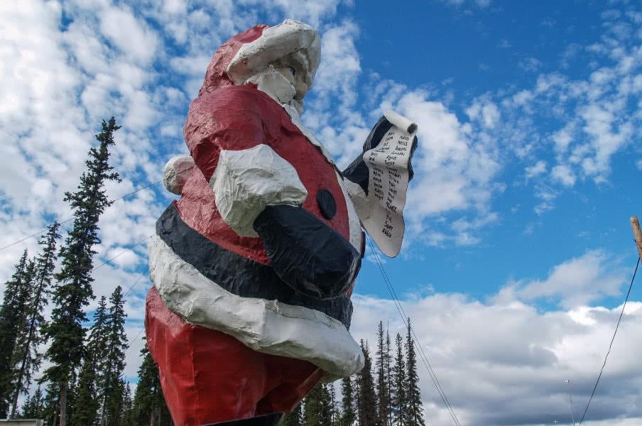 Santa Claus Village, Alaska