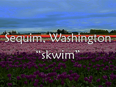 Sequim, Washington