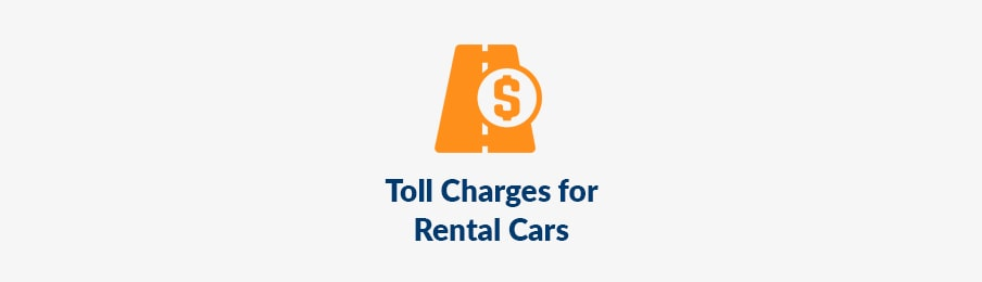 toll charges for rental cars