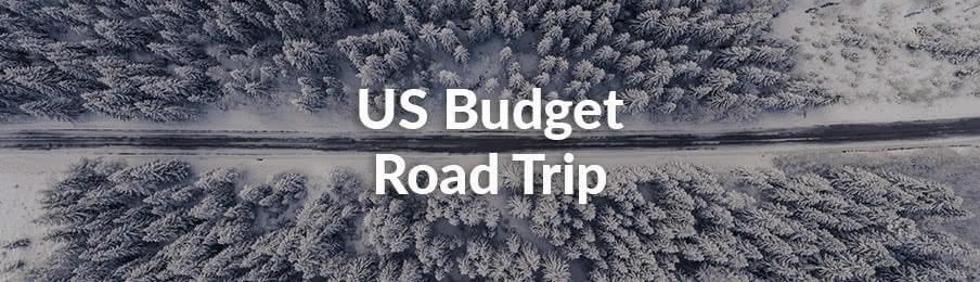 US budget road trip