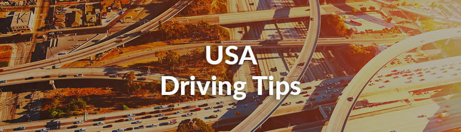 USA Driving Tips Guide for Visitors in the USA