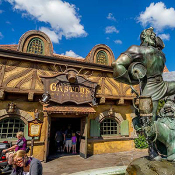 Walt Disney World Theme Parks in Orlando