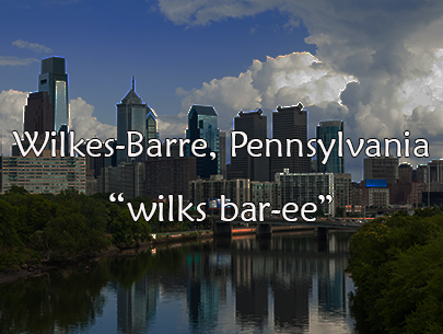 Wilkes-Barre, Pennsylvania